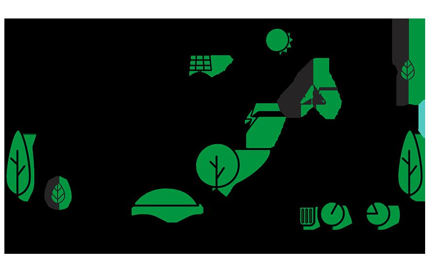 Mosaico Siena - muoversi sostenibile